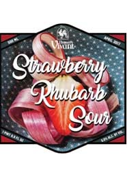 Vivant Strawberry Rhubarb Sour