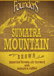 Founders Sumatra Brown