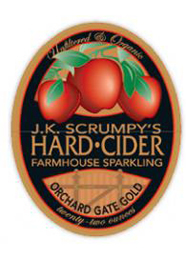 JK Scrumpy's Winteruption Cider