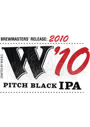Widmer Pitch Black IPA