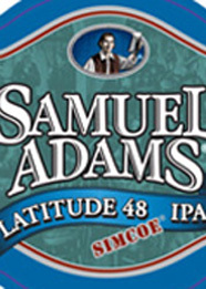 Sam Adams Latitude 48 Simcoe