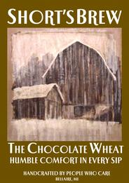Shorts Brewing Chocolate Wheat