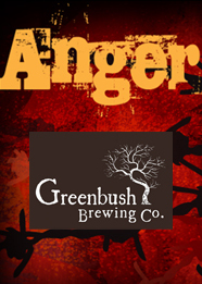 Greenbush Brewing Anger Black IPA