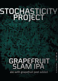 Stochasticity Grapefruit Slam IPA