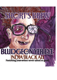 Shorts Bludgeo Yer Eye Black IPA