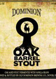 Old Dominion Oak Barrel Stout