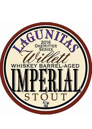 Lagunitas Willet Barrel Stout 2016
