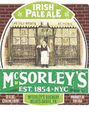 Mc Sorely's Pale Ale