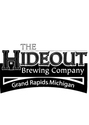 Hideout Chocolate Peanut Butter Stout